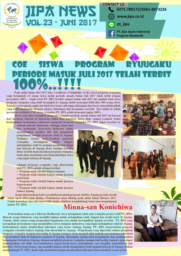 jipa news 10 juni hagi